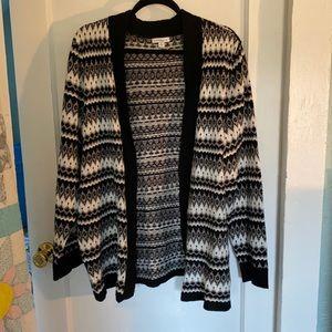Croft & Barrow sweater cardigan